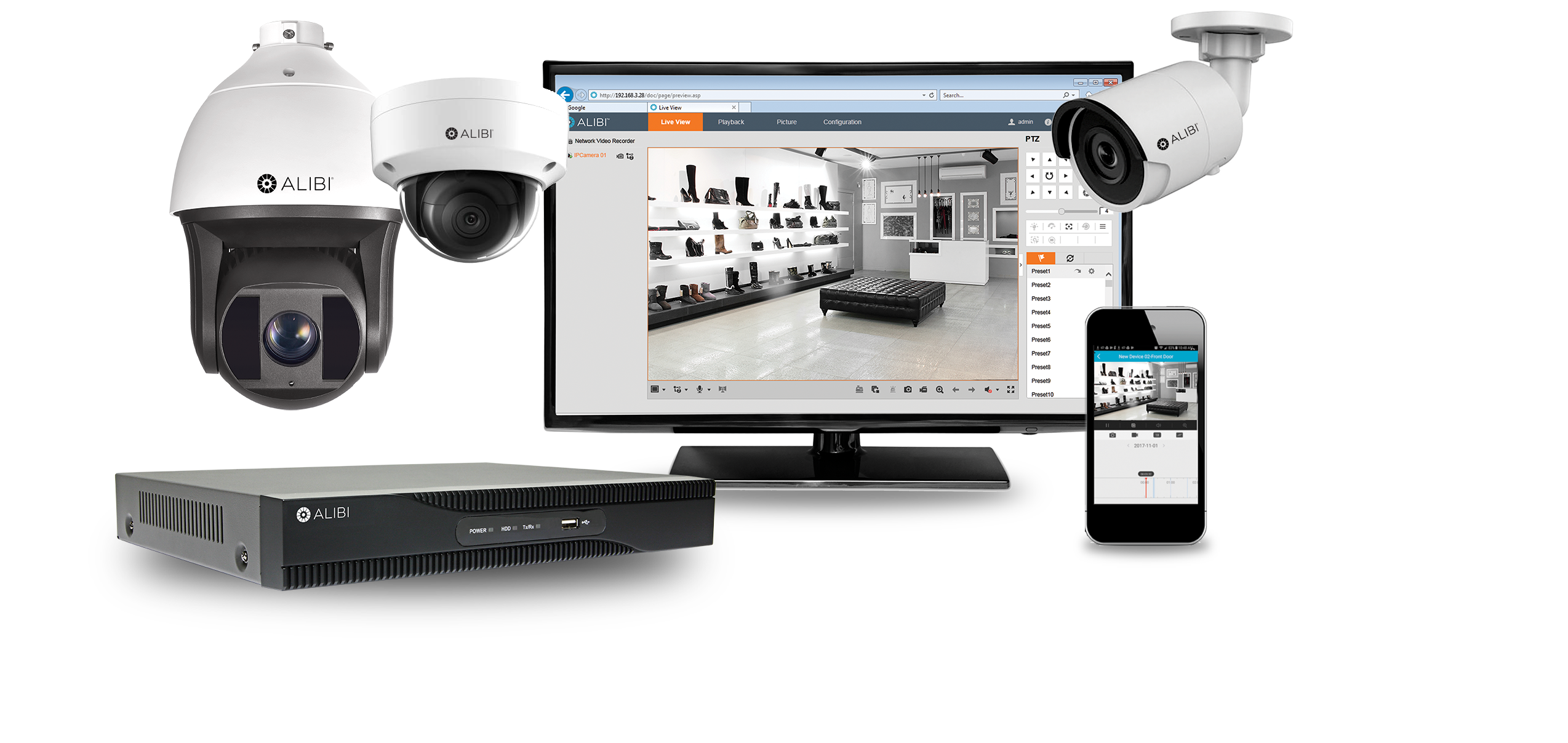 security camera systems